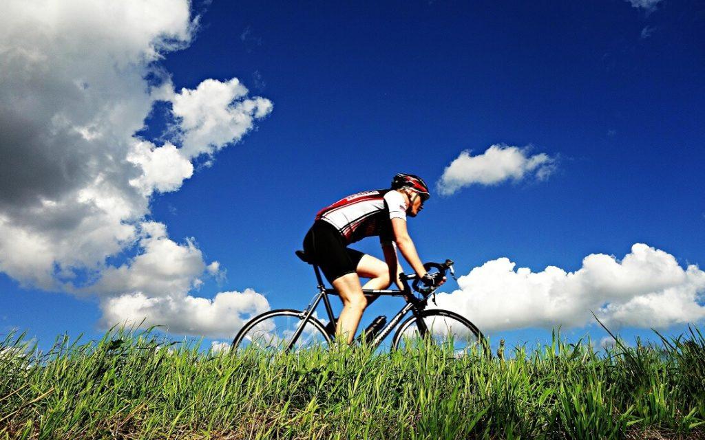 6 Gründe warum Radfahren