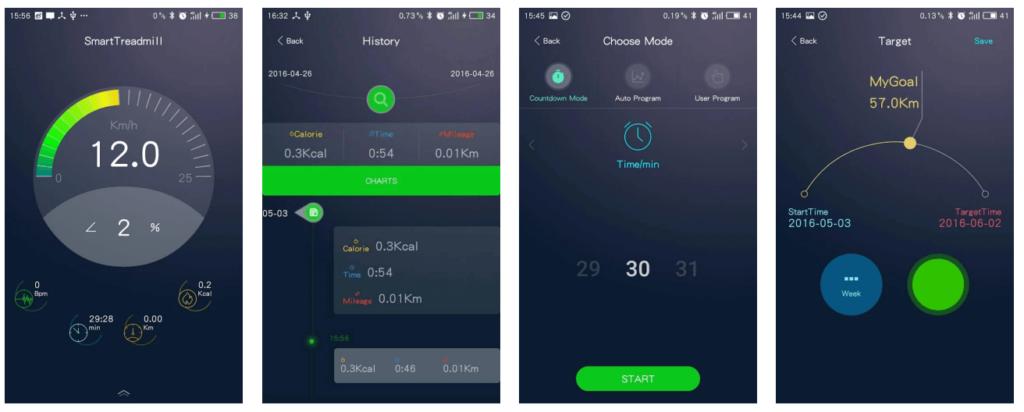 Sportstech F17 App