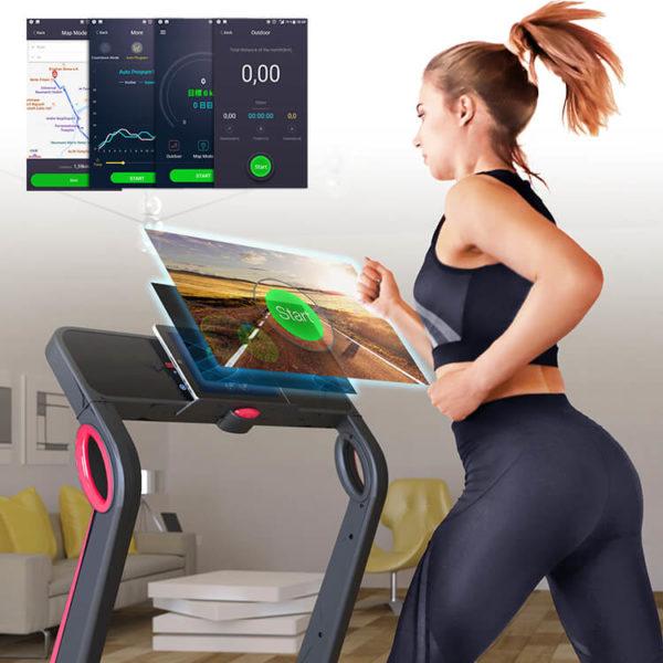 Sportstech F17 Konsole Tablet