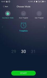 FT850 App Smart treadmill