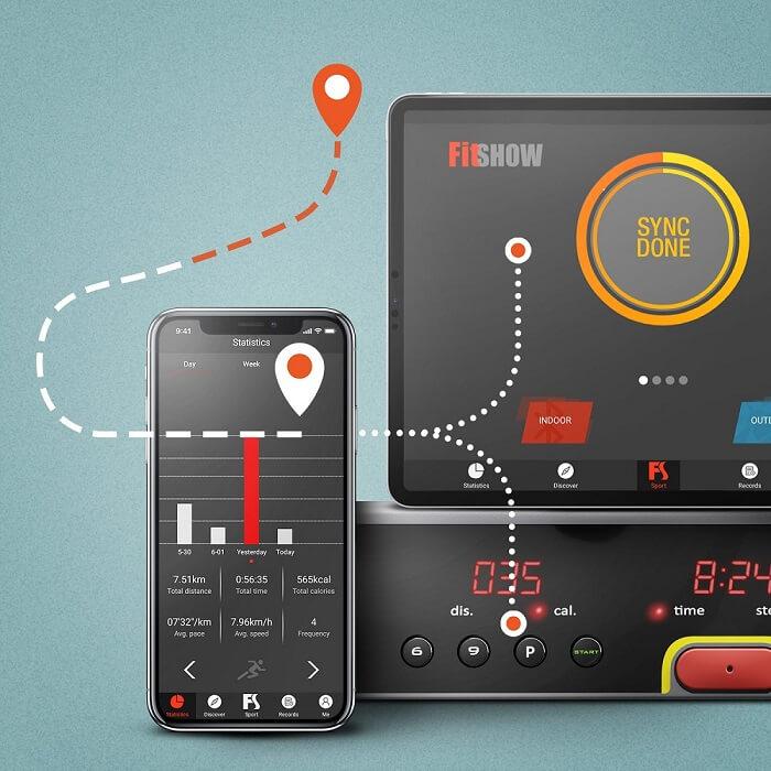Sportstech Fx300 App