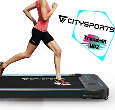 CITYSPORTS WP2 440W Büro Laufband Test