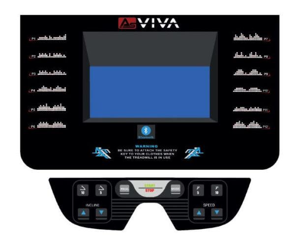 AsVIVA Cardio T16 Computer