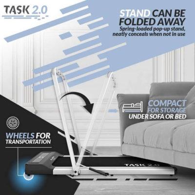 Bluefin Fitness TASK 2.0 Laufband klappbar