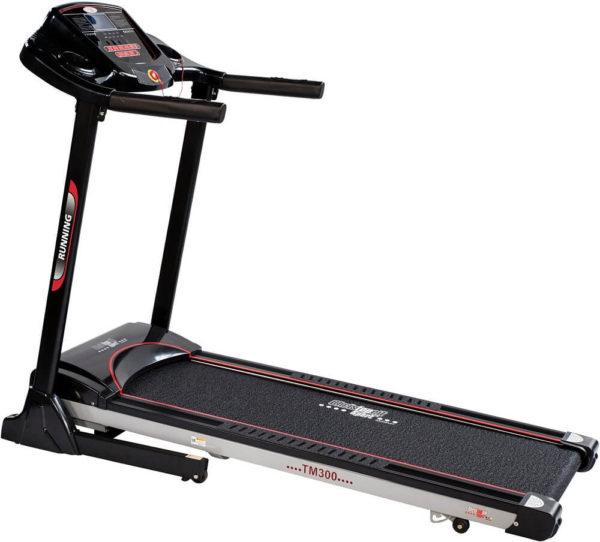 Christopeit Sport Laufband TM 300 Black Edition