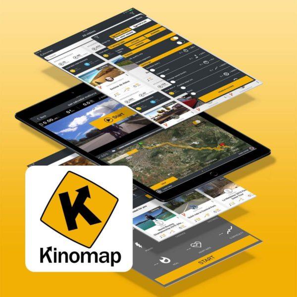 Kinomap Funktionen