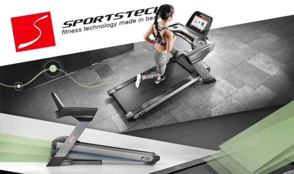 Sportstech Laufband