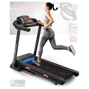 Sportstech Laufband 2
