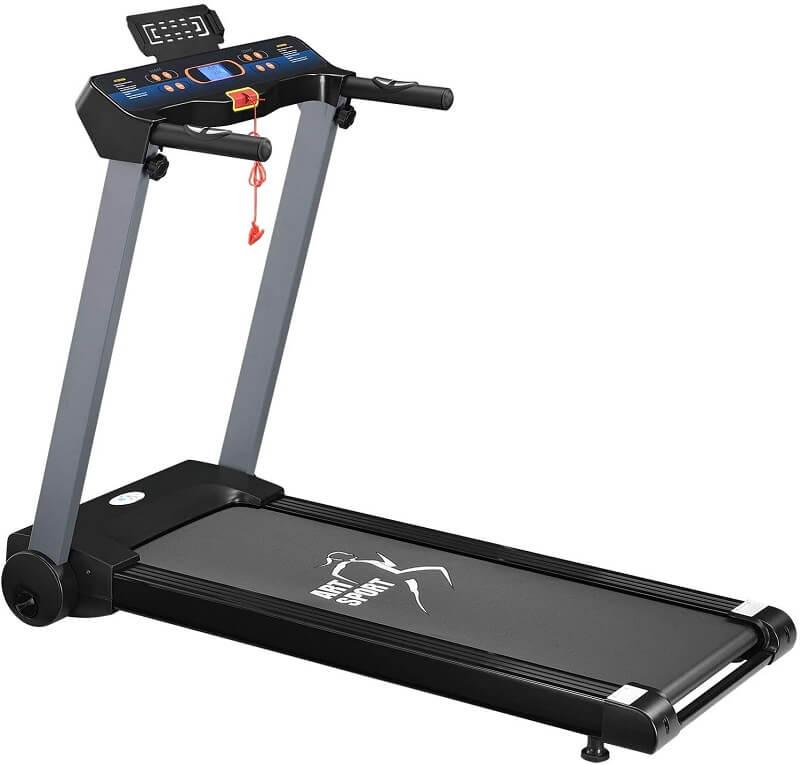 ArtSport Laufband Speedrunner 2500 Laufband Test