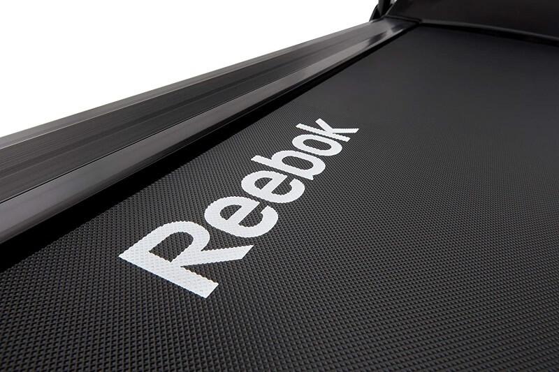 Reebok ZR8 Laufband Lauffläche