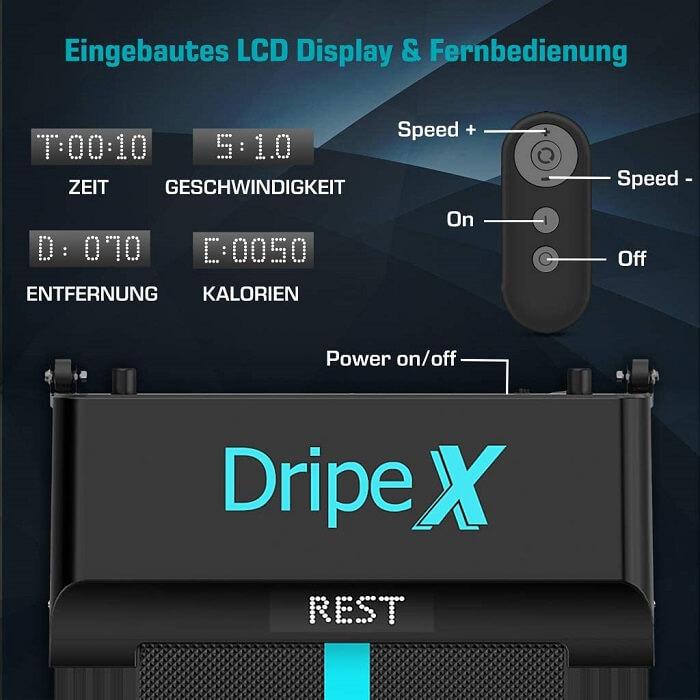 Dripex Technik