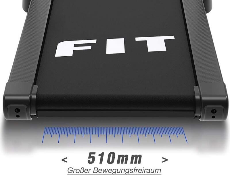 Fitifito FT700 Profi Laufband Lauffläche
