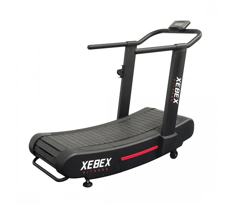 Xebex Curved Laufband