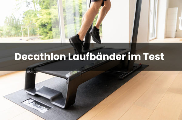 Decathlon Laufband Test