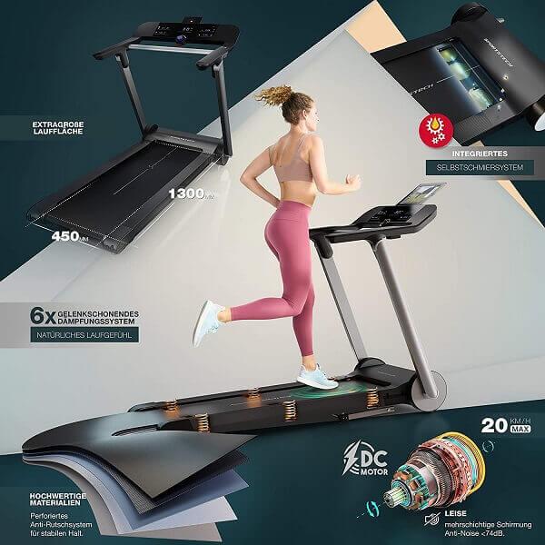 Sportstech FX3 Pro Vorteile