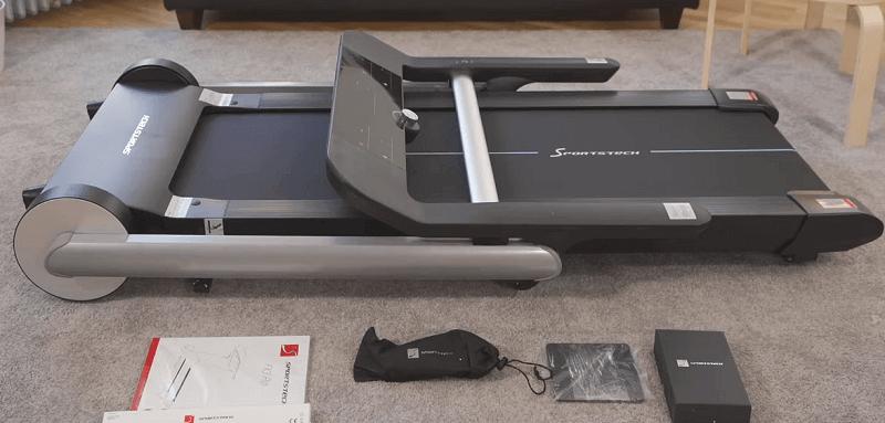 Sportstech FX3 Pro klappbar 1