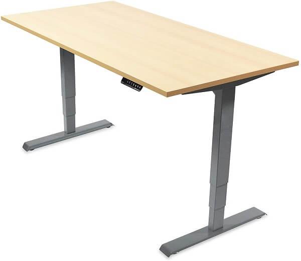 Höhenverstellbarer Schreibtisch Ergotopia