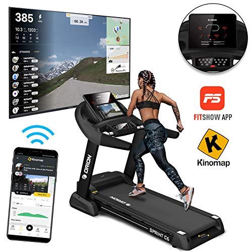 orion fitness sprint c6 3