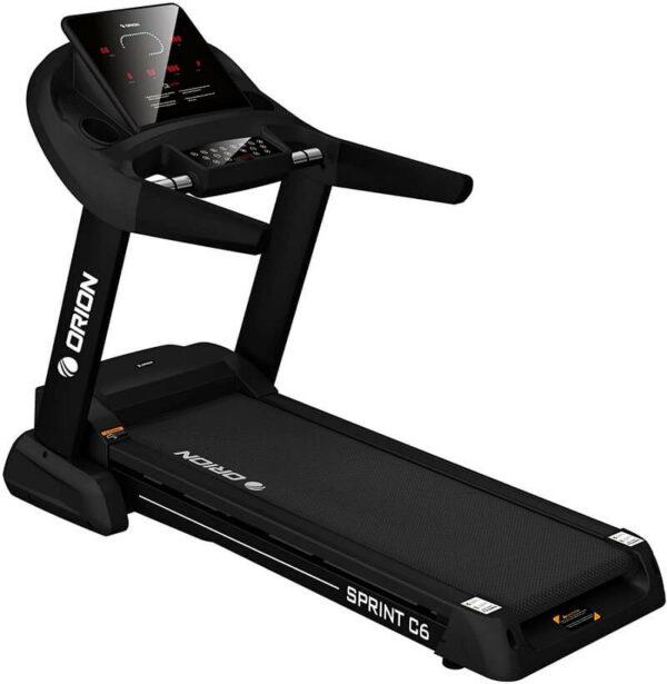 Orion Fitness Sprint C6 Test